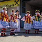 Kroatische Tanzgruppe 2