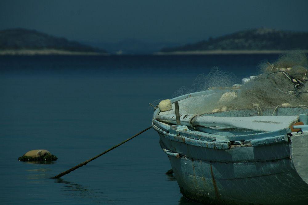 Kroatisches Urlaubsidyll
