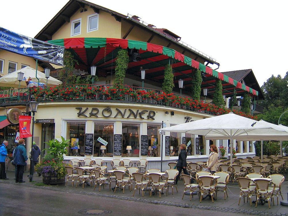 Krönner in Garmisch
