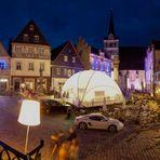 Kronach Leuchtet 2012, Melchior-Otto-Platz