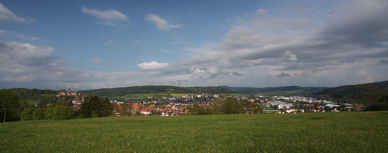 Kronach Panorama