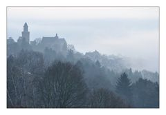 Kronberg im Nebel