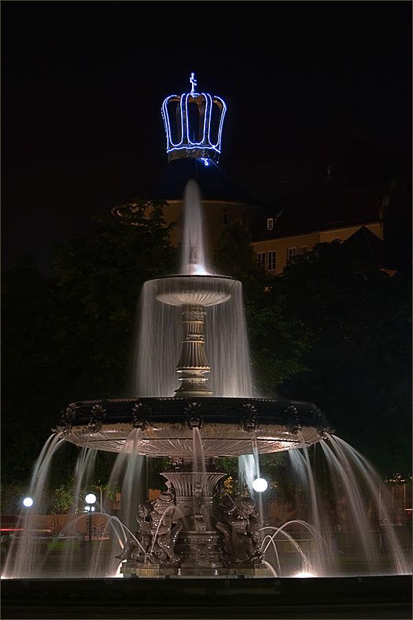 Kronen-Brunnen