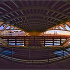 Kronprinzenbrücken Panorama