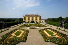 Kronprinzengarten Schönbrunn