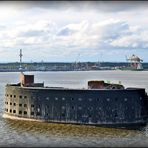 Kronstadt Festungsreste