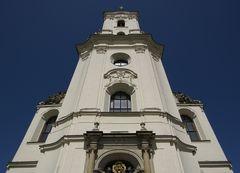 Krtiny - kostel Jména Panny Marie 2