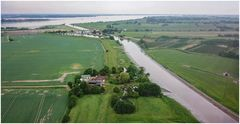 Krückau und Elbe