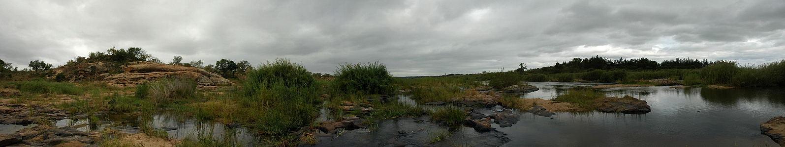 Krüger National Park - Hippo Pool (reload)