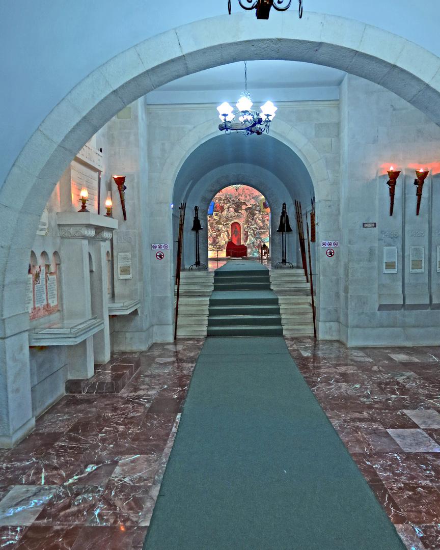 Kruje Museum Skanderbeg
