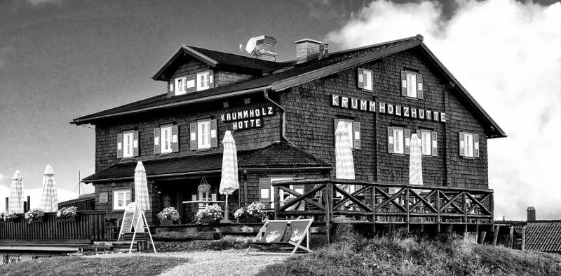 Krummholzhütte Hauser Kaibling AUSTRIA
