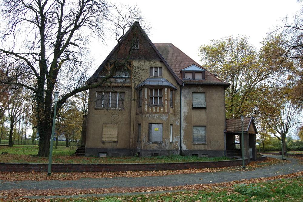 Krupp Haus Original