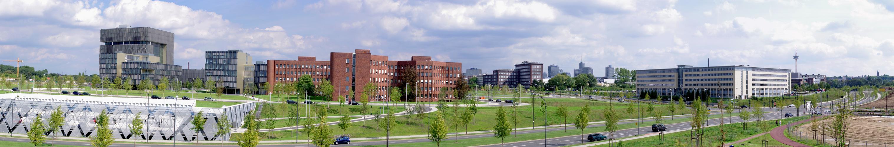 Krupp Quartier in Essen (2)