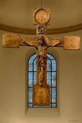 Kruzifix im Museum Schnütgen