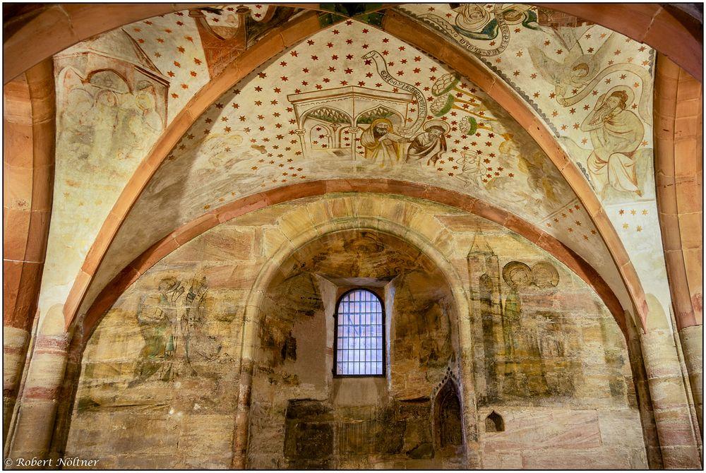 Krypta des Basler Münsters