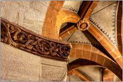Krypta - Detail