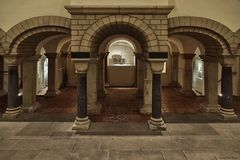 Krypta in Sankt Caecilien (Museum Schnütgen)