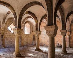 Krypta Kloster Göllingen