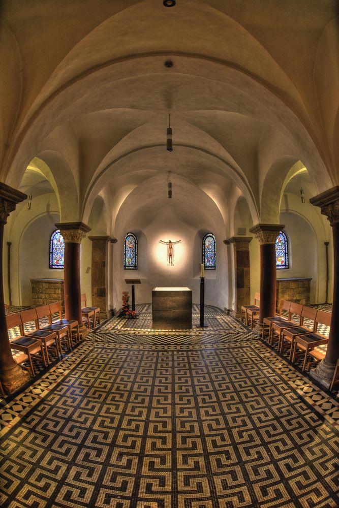 Krypta St.Ludgerus Essen / Werden