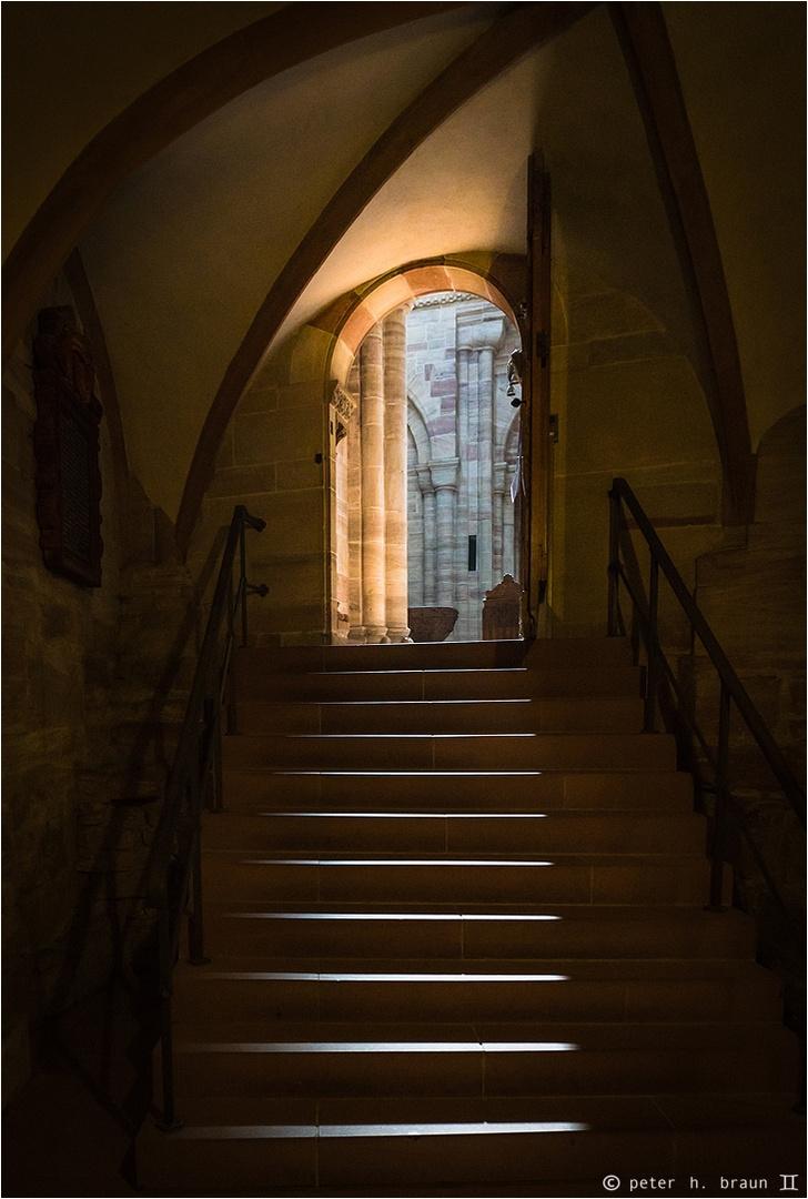 Krypta | Treppe | #1