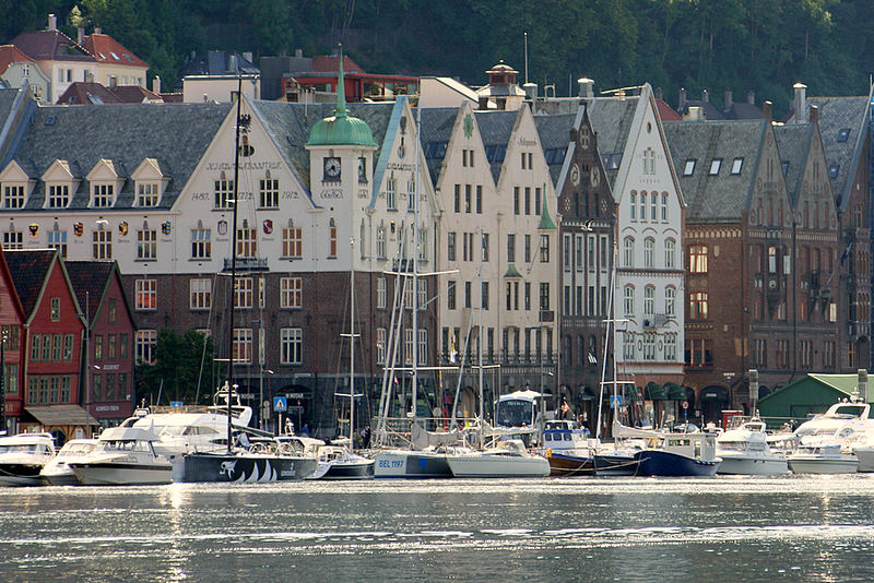 KRZF 004 NOR Bergen: 1. Eindrücke
