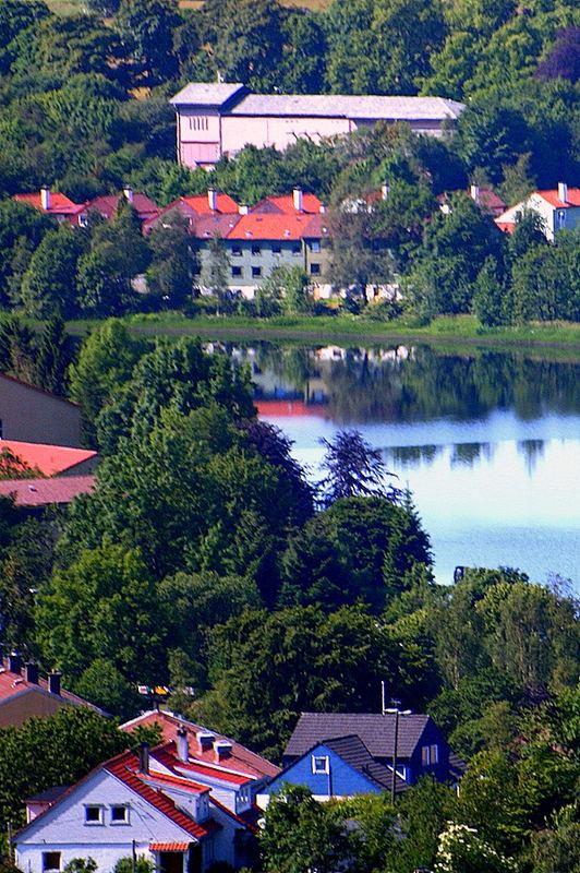KRZF 011 NOR Bergen: Schöne Aussichten - fern