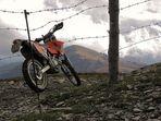 ..... KTM on wire .....