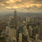 Kuala Lumpur im Januar 2011