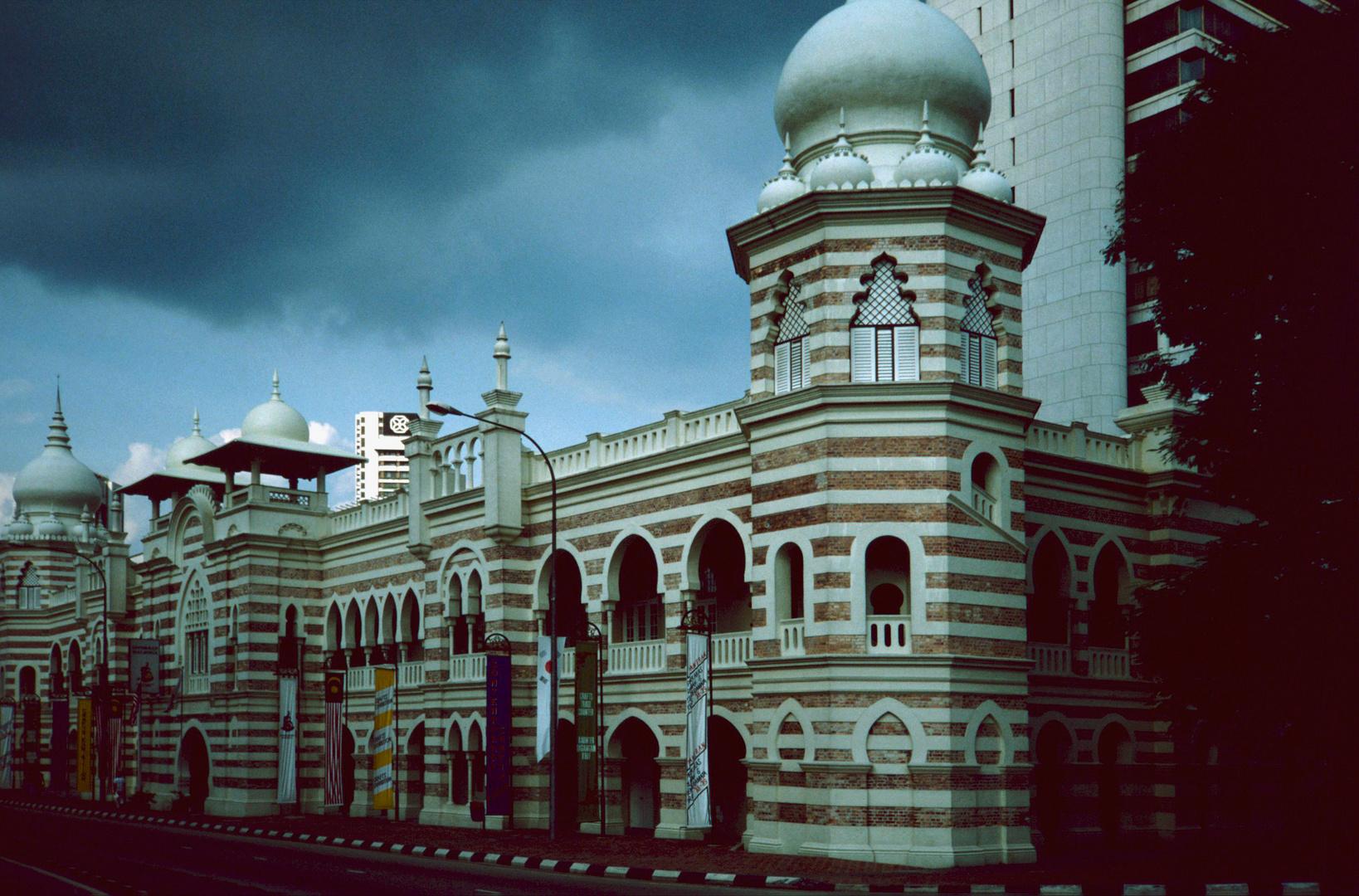 National Moschee Kuala Lumpur Foto & Bild | architektur