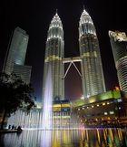Kuala Lumpur Petrona Towers