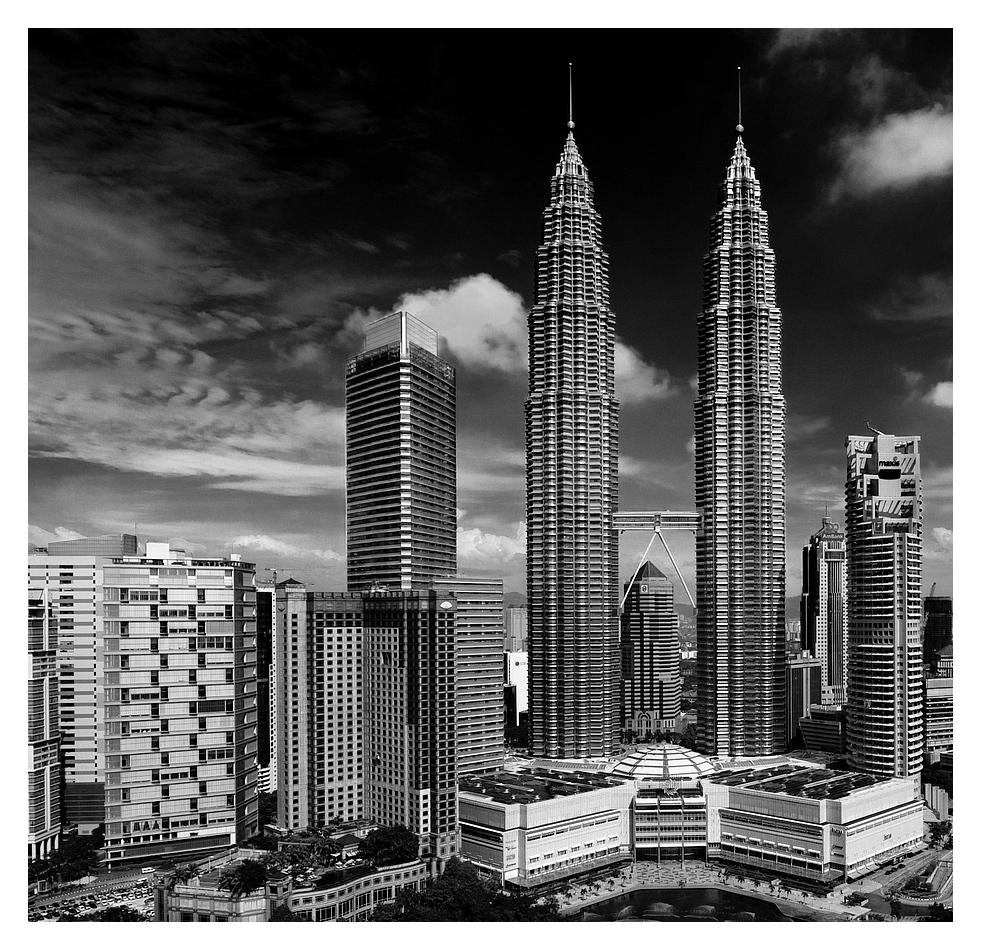 Kuala Lumpur Foto & Bild | architektur, architektur bei