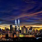 Kuala Lumpur......after a tropical storm