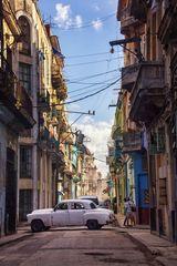 Kuba Erinnerungen 2- Havanna