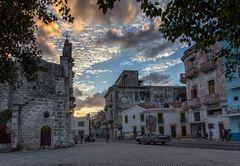 Kuba Erinnerungen- Altstadt von Havanna
