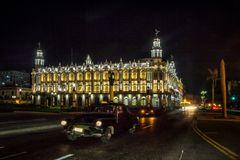 Kuba Erinnerungen-Havanna bei Nacht