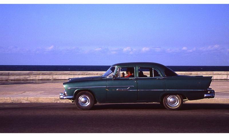 Kuba, Havanna, Malecon #2