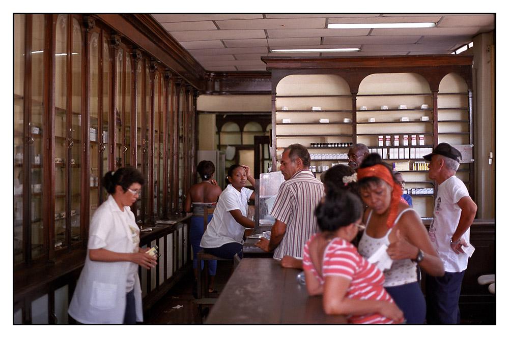 Kubanische Apotheke 1