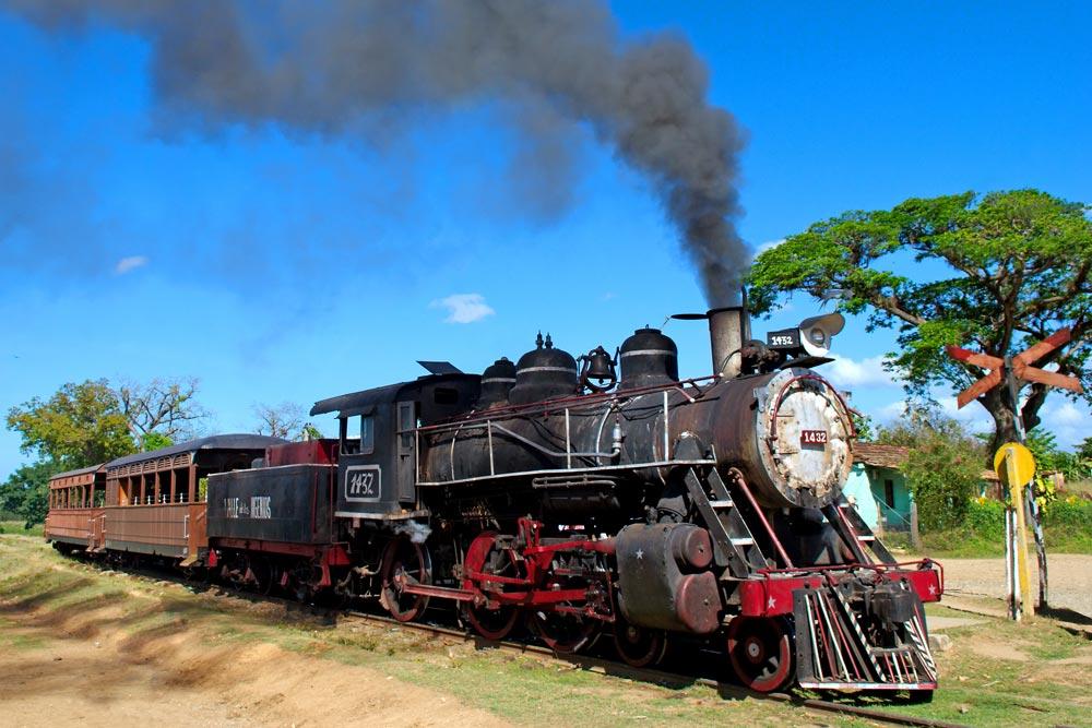 Kubanische Eisenbahn