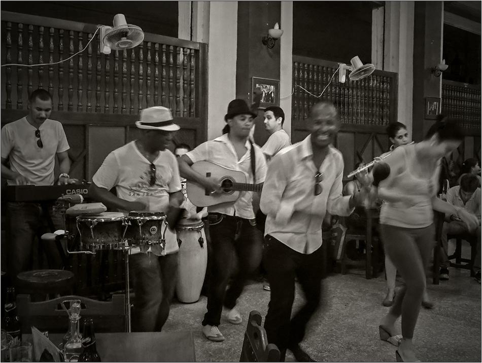 Kubanische Impressionen 43 sw