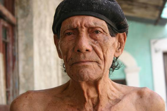 Kubas Menschen werden alt und sind vital! (85-Jähriger)
