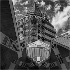 Kubus-Häuser Rotterdam