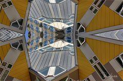 Kubushäuser Rotterdam ....