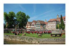 Kuchen- und Brunnenfest Schwäbisch Hall Pfingsten 2010 - Nr.1