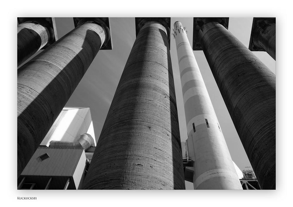 Kuckucksei (Säulen des Mussolini, S-Münster)