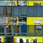 Kuddelmuddel-Spiegelfassade