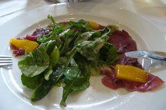 Kudu  unter  Salat