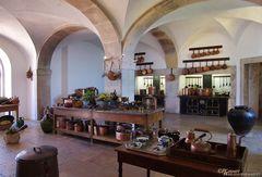 Küche im Nationalpalast Pena