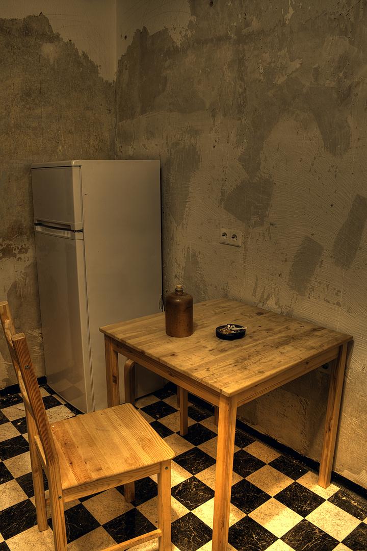 Kuche Rustikal Foto Bild Stillleben Arrangierte Szenen