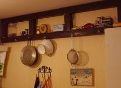 Küchenbalkenbord