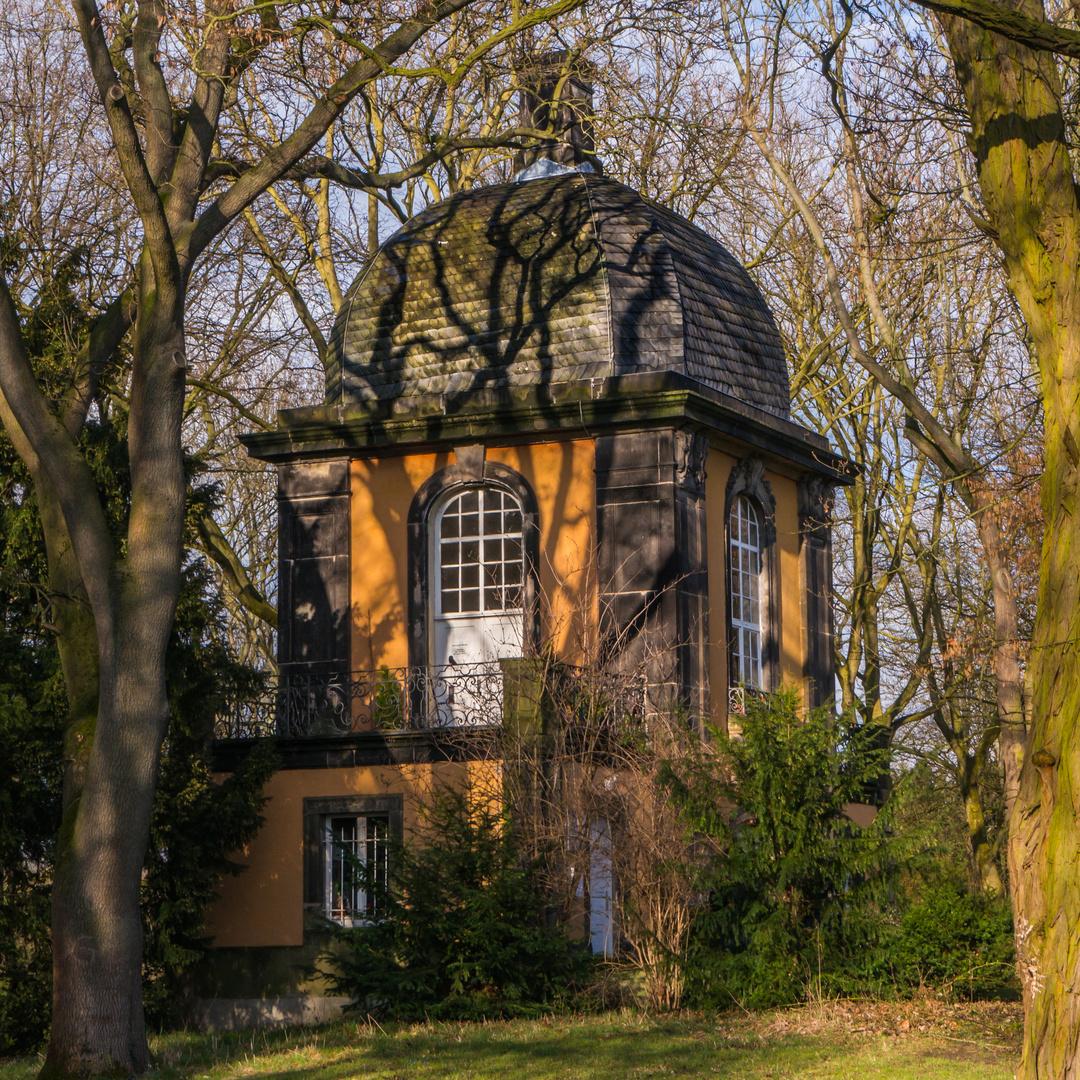 Kuchengarten Pavillon Lindener Berg Hannover Foto Bild